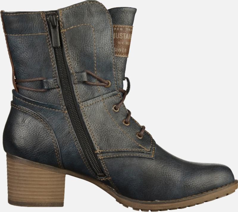 Haltbare Mode billige billige billige Schuhe MUSTANG | Stiefelette Schuhe Gut getragene Schuhe 5253ab