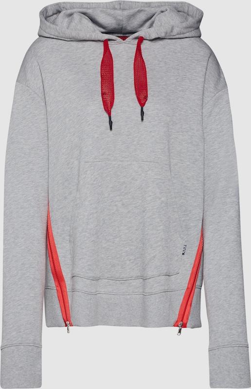 HUGO Sweatshirts 'Drea' in grau  Großer Rabatt