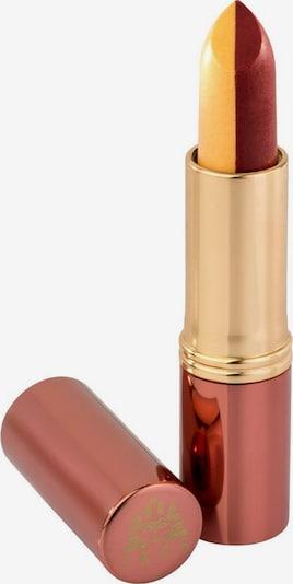 IKOS Duo-Lippenstift in gelb / bordeaux, Produktansicht