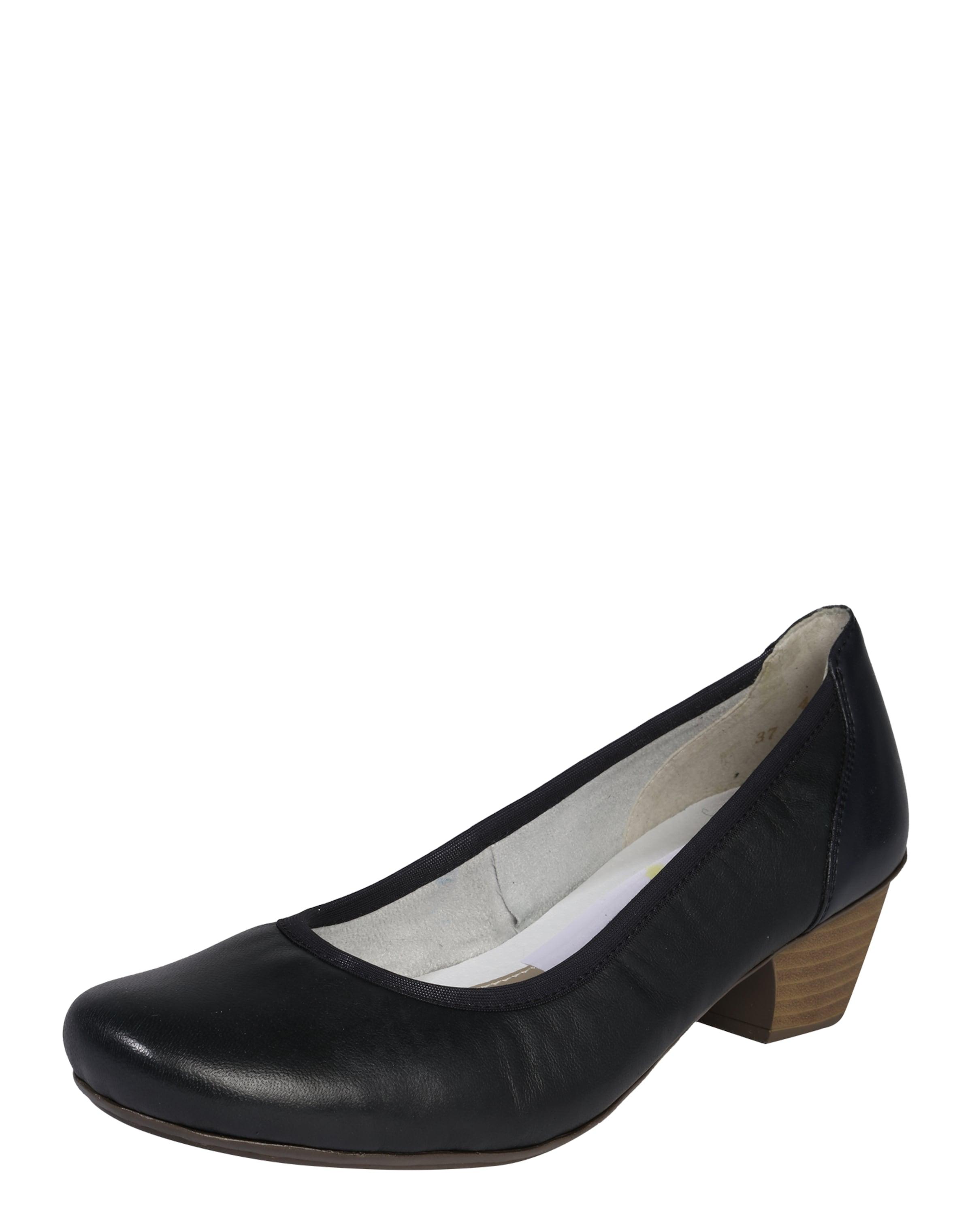 RIEKER Pumps Verschleißfeste billige Schuhe Hohe Qualität