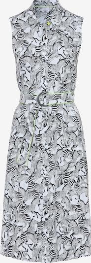 DESOTO Kleid in grau / weiß, Produktansicht