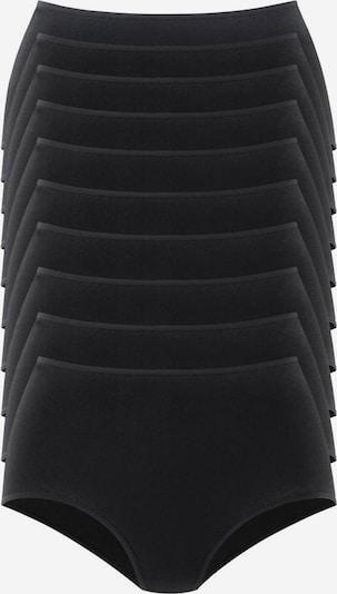 GO IN Taillenslip (10 Stck.) in schwarz, Produktansicht