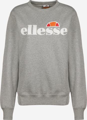 ELLESSE Sweatshirt ' Agata W ' in Grey