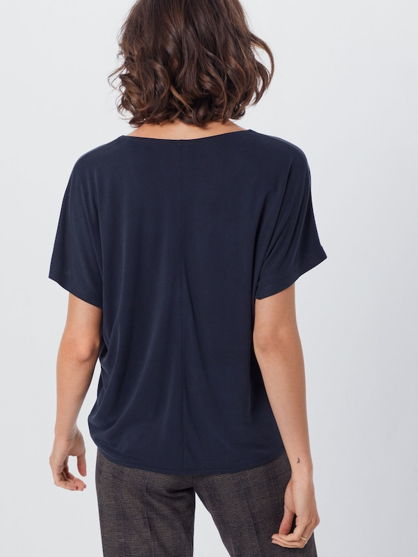 ONLY Shirt 'FIA' in navy: Rückansicht