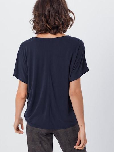 ONLY Shirt 'FIA' in de kleur Navy: Achteraanzicht