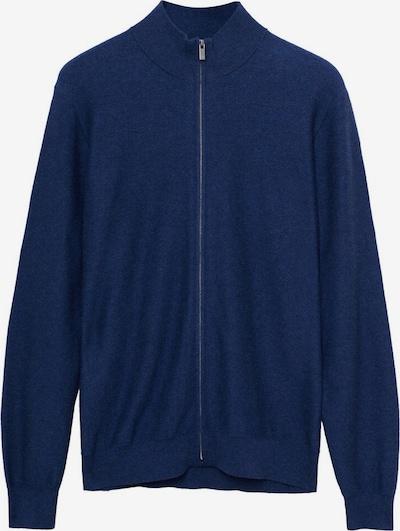 MANGO MAN Veste de survêtement en bleu, Vue avec produit