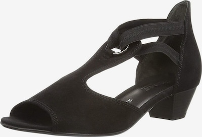GABOR Sandalen in schwarz, Produktansicht