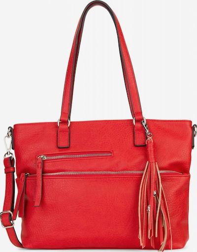 TAMARIS Tasche 'Adele' 24 cm in rot, Produktansicht