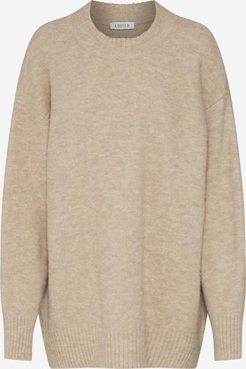 EDITED Lielizmēra džemperis 'Luca' bēšs, Preces skats