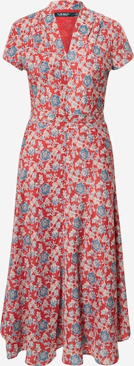 Lauren Ralph Lauren Dress 'Amit' in beige / blue / red, Item view