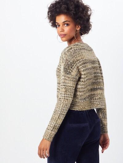 ONLY Džemperis pieejami gaiši dzeltens: Aizmugures skats
