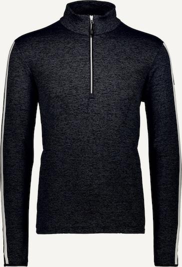 CMP Shirt 'Rolli' in anthrazit / weiß, Produktansicht