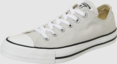 CONVERSE Sneakers laag 'Chuck Taylor All Star' in Lichtgrijs