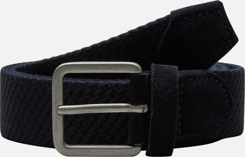 Selected Homme Leather Belt