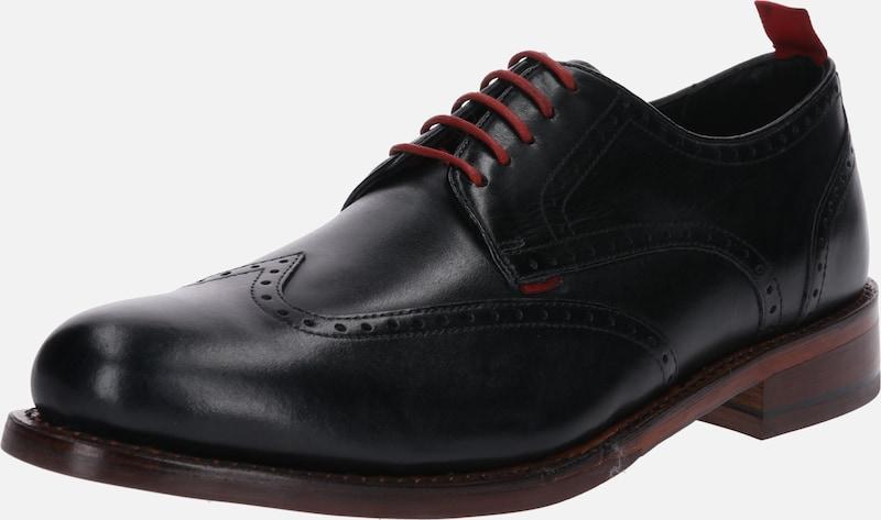 Chaussure 'levet' Bleu À Marine Gordonamp; Lacets En Bros eYDIH2WE9
