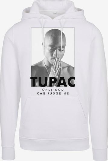 Mister Tee Majica '2Pac Prayer' | siva / črna / bela barva, Prikaz izdelka