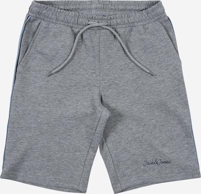 Pantaloni 'RANGE' Jack & Jones Junior pe gri amestecat, Vizualizare produs