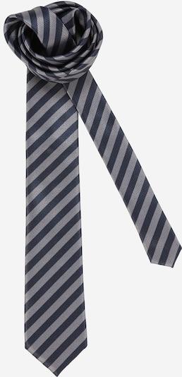 JACK & JONES Kravata | dimno modra / siva barva, Prikaz izdelka