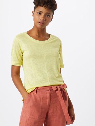 BRAX Pullover 'Cathy' in gelb, Modelansicht