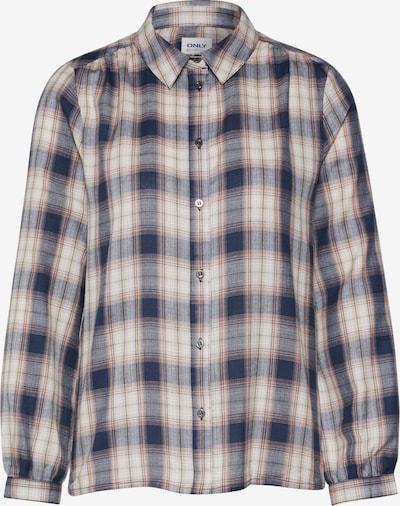 ONLY Bluza 'DANTE' | nočno modra / roza barva, Prikaz izdelka
