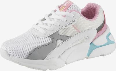 Dockers by Gerli Sneaker in mischfarben / weiß, Produktansicht