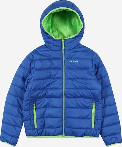 ICEPEAK Jacke 'Kline' in blau, Produktansicht