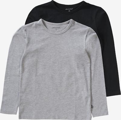 MINYMO Shirt in grau, Produktansicht