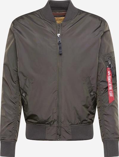 ALPHA INDUSTRIES Välikausitakki 'MA-1 TT' värissä khaki, Tuotenäkymä