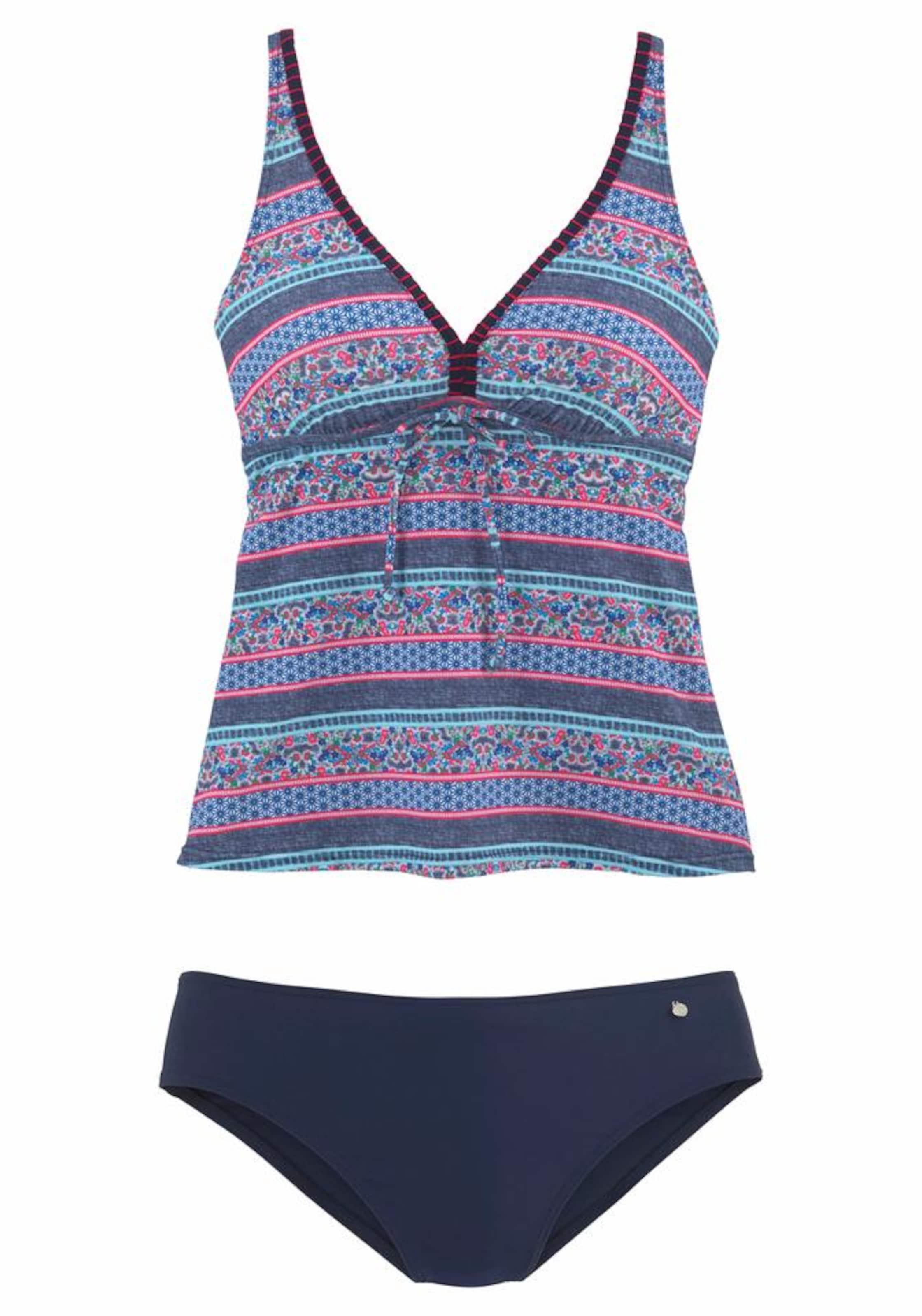 s.Oliver RED LABEL Beachwear Bügel-Tankini Zum Verkauf Günstig Online DofCEZYQf