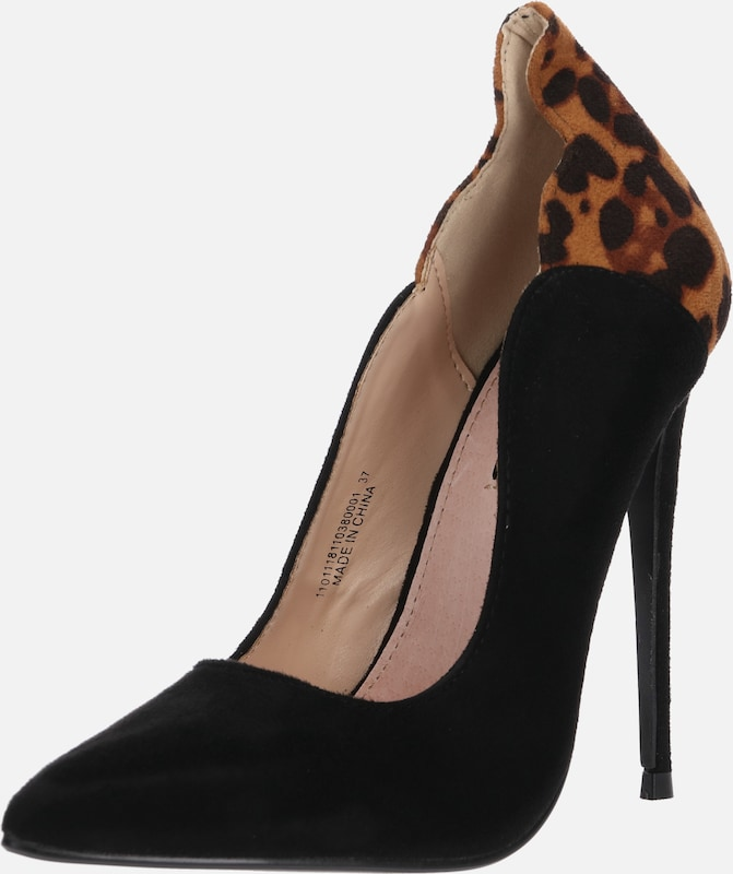 Back SandZwart Ink Court' Contrast Pumps 'tammy In Lost LqVpUzGSM