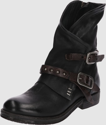 A.S.98 Boots 'VERTI' in Donkerbruin