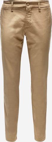 Pantalon chino 'Sid' Carhartt WIP en marron