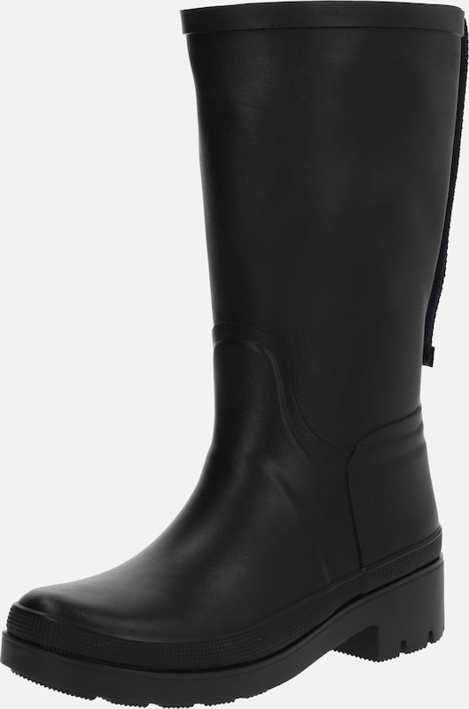TOMMY HILFIGER Stiefel 'ELEVATED' in schwarz, Produktansicht