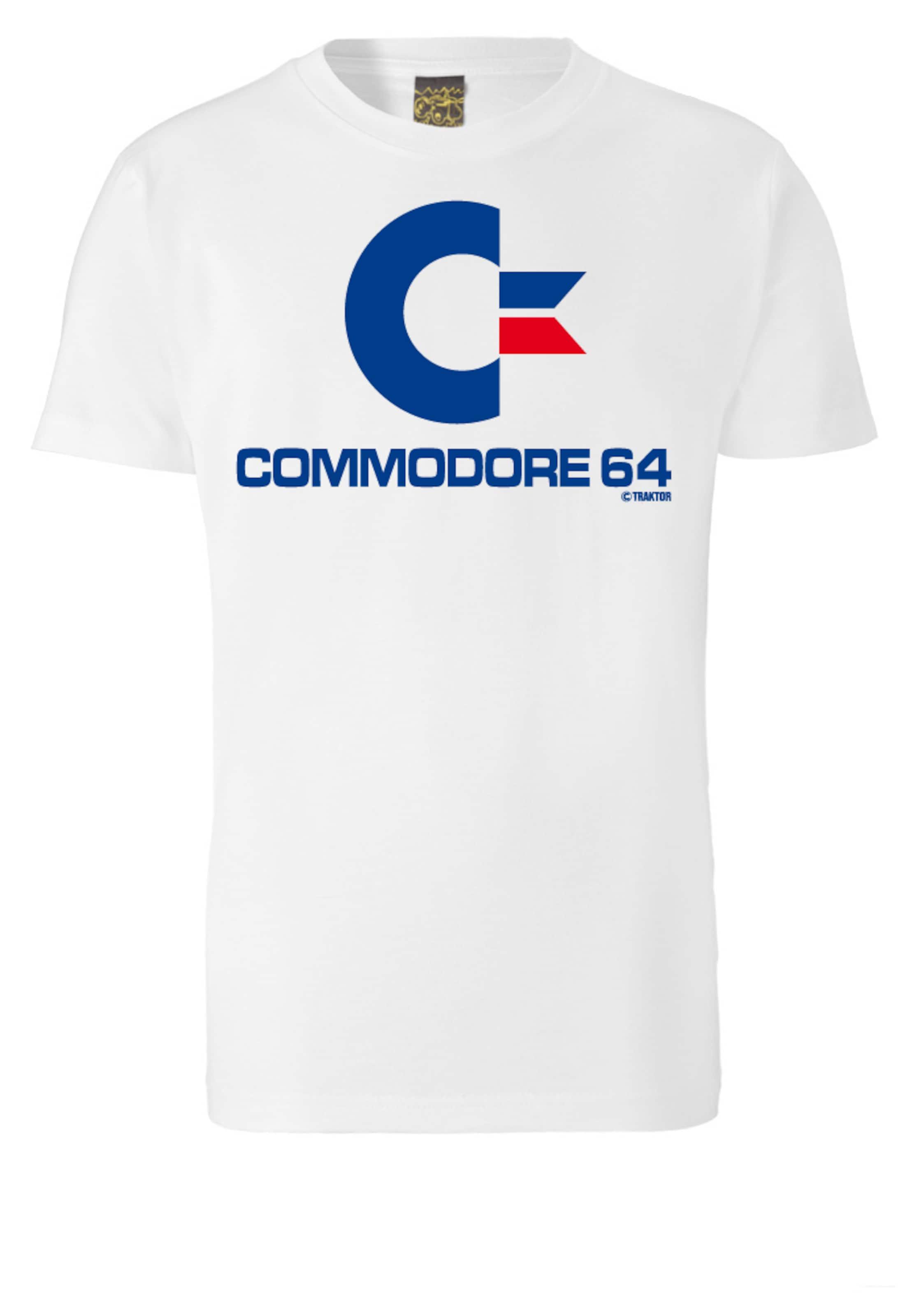 In BlauRot Logoshirt Weiß T shirt UqSVpzGM