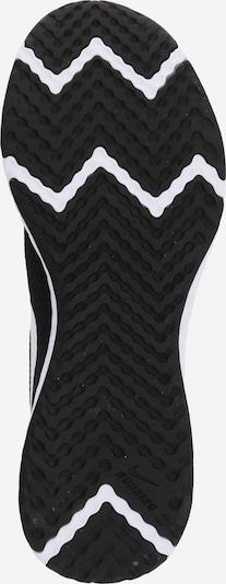 NIKE Laufschuhe 'REVOLUTION 5' in schwarz / weiß: Ansicht von unten