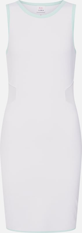 ABOUT YOU X Barbie Robe 'Zoey Dress' en blanc, Vue avec produit