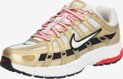 Sportbačiai be auliuko 'Nike P-6000' iš Nike Sportswear , spalva - smėlio / Auksas, Prekių apžvalga