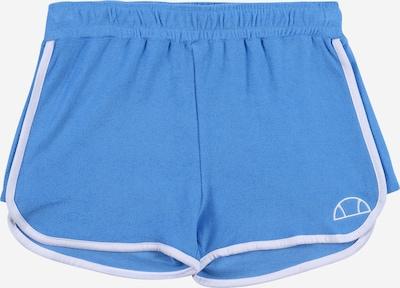 ELLESSE Spodnie 'Jolina' w kolorze niebieski / białym: Widok z przodu