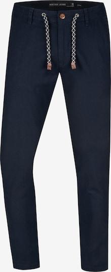 INDICODE JEANS Broek ' Boulware ' in de kleur Navy, Productweergave