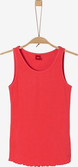 s.Oliver Tanktop in rot, Produktansicht