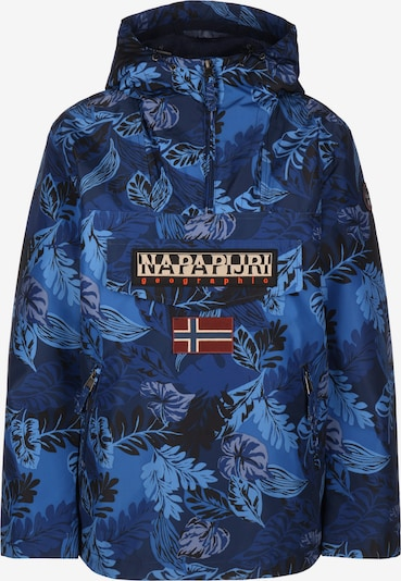 NAPAPIJRI Windbreaker 'RAINFOREST S' in blau, Produktansicht