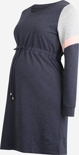 Suknelė 'Mena' iš MAMALICIOUS , spalva - tamsiai mėlyna / pilka / rožių spalva, Prekių apžvalga