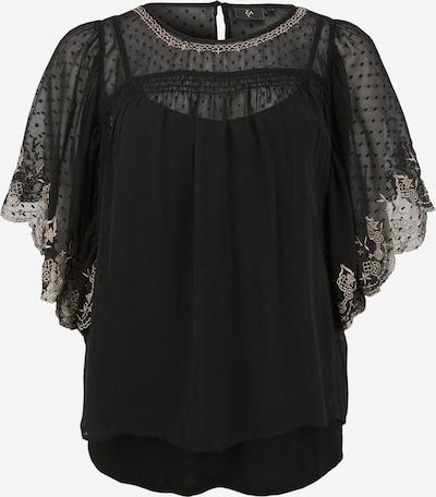 Zay Bluse 'YFAZILE' in schwarz, Produktansicht