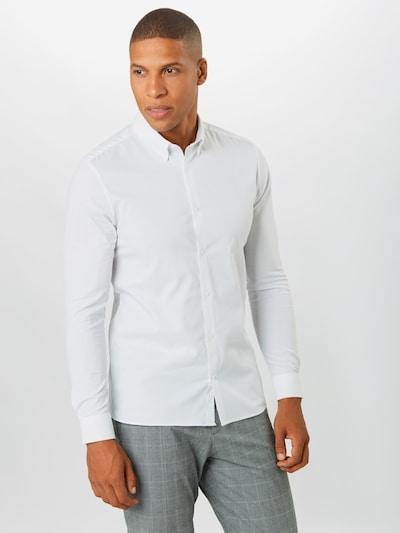 BURTON MENSWEAR LONDON Společenská košile - bílá: Pohled zepředu