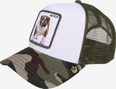 GOORIN Bros. Cap 'Butch Camo' in khaki, Produktansicht
