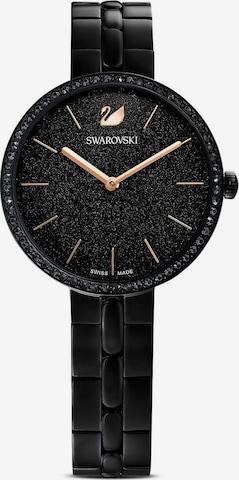 Swarovski Analog Watch in Black