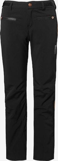 BRUNOTTI Hose 'Silvereye' in schwarz, Produktansicht