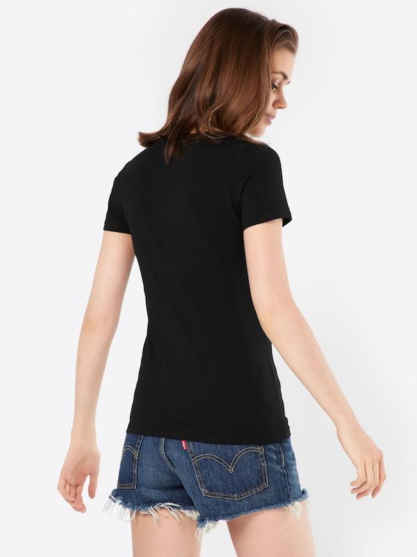 GUESS T-Shirt SHINY LOGO TEE