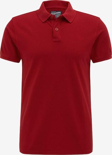 Petrol Industries Shirt in de kleur Rood, Productweergave