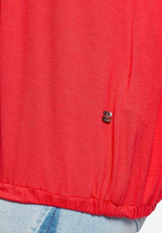 Khujo T-Shirt 'Meltania' in hellrot hellrot hellrot  Neuer Aktionsrabatt 9d5957
